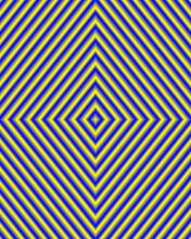 Yellow Blue Geometries, Textur...