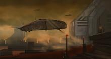 Digital Science Fiction Painti...