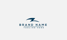 Z Logo Design Template Vector Graphic Branding Element.