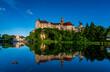 canvas print picture - Hohenzollernschloss Sigmaringen