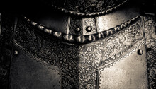 A Detail Of Medieval Armor