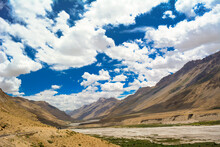 Landscape Of Spiti Valley In H...