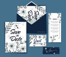 Wedding Invitation Template Design Ideas