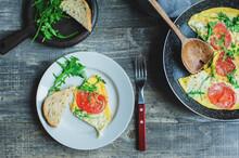 Tasty Italian Style Vegetarian...
