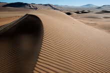 View Of Sand Dune In Namib Des...