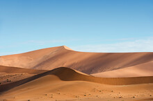 Scenic View Of Sand Dunes In N...