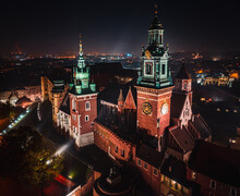 Wawel W Nocy
