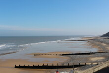 Beach, East England North Sea ...
