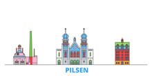 Czech Republic, Pilsen Citysca...