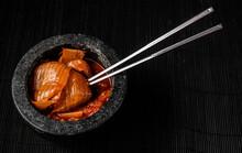 Bowl Of Tasty Kimchi - Ferment...