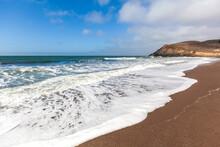 North Beach In California Dram...