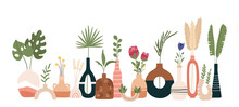 Ceramic Vase Poster. Scandinav...