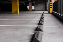 Rubber Parking Stops - Separat...