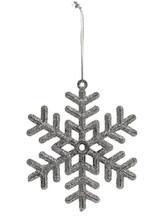 Christmas Snowflake Isolated O...