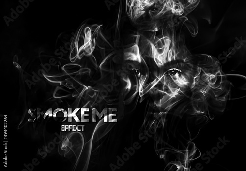 Smoke Mask Effect