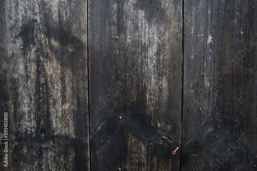 Natural dark textured wooden background, vintage,ciemne stare drewno
