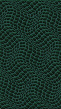Waves Surface. Abstract 3d Illusions. Pattern Or Background With Wavy Distortion Effect