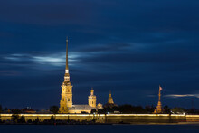 Peter And Paul Fortress In Nig...