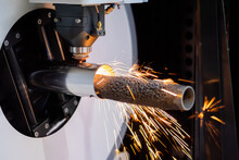 Automatic Cnc Laser Cutting Ma...