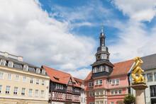 Germany, Thuringia, Eisenach, ...