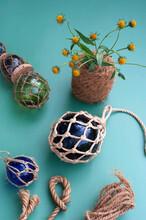DIY Maritime Decorations Made ...