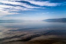 The Sea Of Galilee In Israel