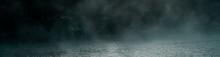 Mysterious Foggy Scene On The ...
