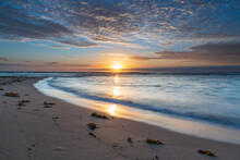 Early Mornings At The Beach - ...
