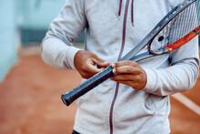 Unrecognizable Tennis Player R...