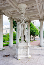 Three Graces Pavilion In Priva...