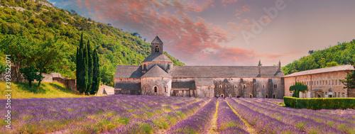 Fotografie, Obraz Notre-dame De Senanque Abbey, Vaucluse, France