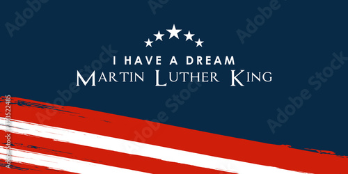 Martin luther king jr Poster Mural XXL