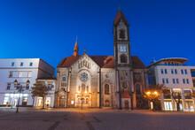 Evangelical Church In Tarnowsk...