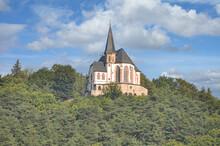 Wallfahrtskapelle Sankt Anna-Kapelle Bei Burrweiler,Pfalz,Deutschland