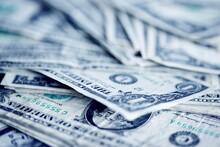 Full Frame Shot Of American One Dollar Bills