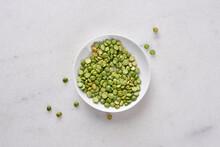 Green Split Peas Ingredient