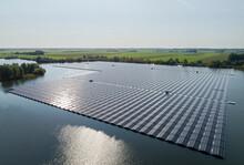 A Floating Solarfarm That Has ...