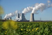 Coal-fired Power Station In Ne...