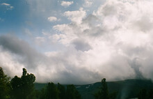 Altai Landscape Mountains And ...