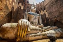 Wat Si Chum - Sukhothai, Thailand