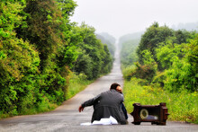The Poet And The Romantic Road