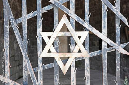 Slika na platnu Dachau concentration camp near Munich, Germany