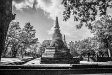 Landmark Of Old Chedi Made Of ...