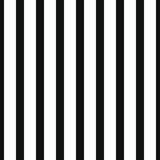 Vertical line seamless pattern. Striped seamless pattern with vertical line. Black and white fashion graphics design. Vector Illustration.  - 393800099