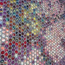 Full Frame Shot Of Colorful Circular Pattern