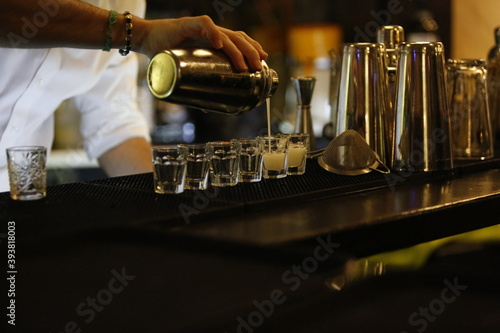 Tela bar tender