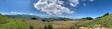 Panoramique - Chaine Des Alpes...