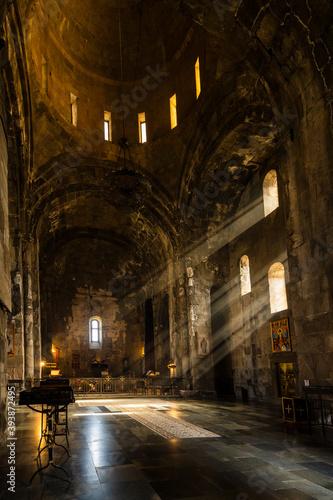 Valokuva Interior of Tatev Monastery, a 9th-century Armenian Apostolic monastery in Syunik Province