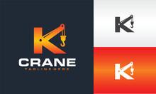 Initial K Crane Logo