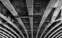A Riveting View Under The Bridge